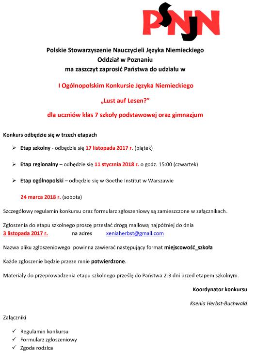 zaproszenie 2017